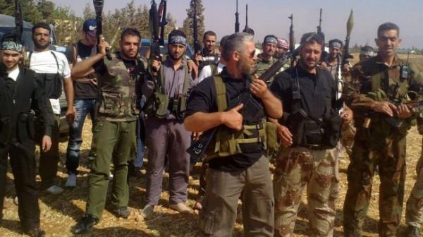 Anti-Assad group listed as terrorists