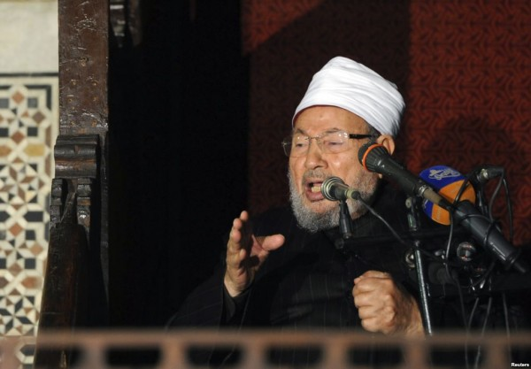 Leading Sunni Cleric Calls for Holy War in Syria