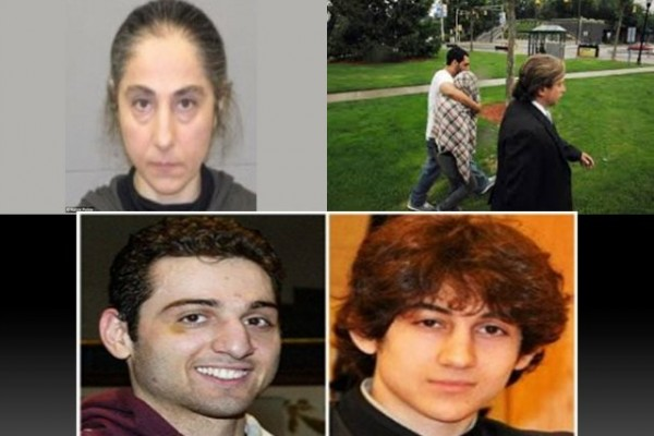 Tsarnaev supporters donating money while sister arrested for drugs