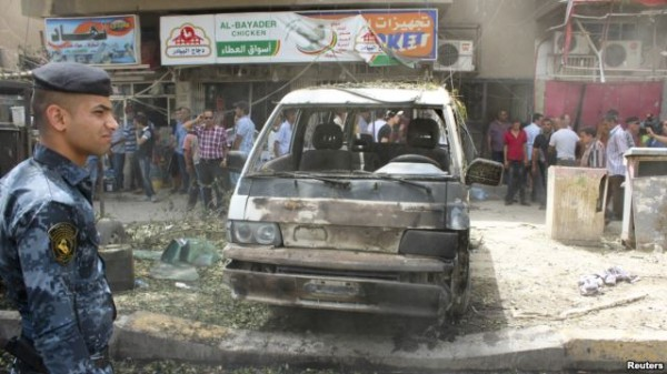 UN More Than 1,000 Killed in Iraq Violence in May
