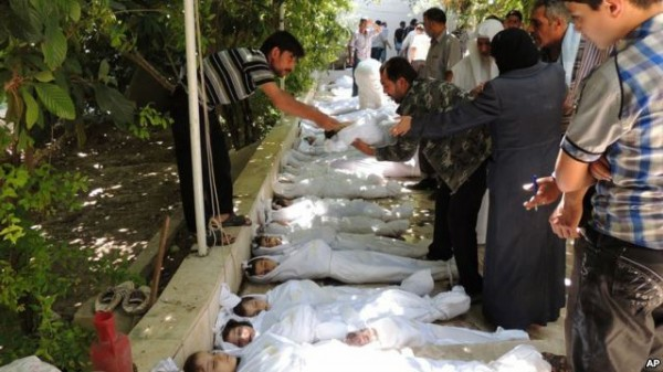 UN Demands Access to Syria Attack Site