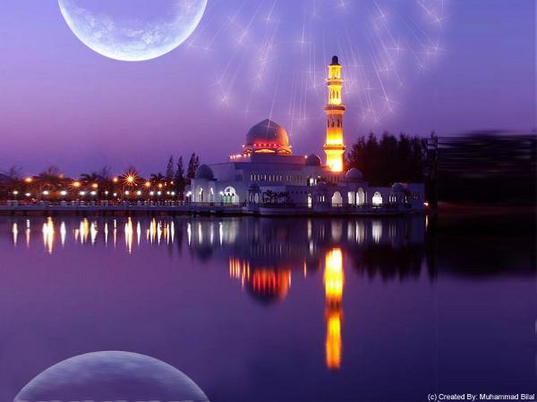 Hadith note on the last night of Ramadan