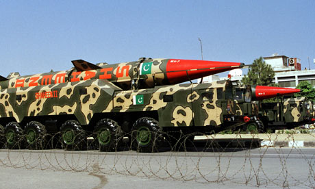 Does Pakistan have nuclear weapons ready to ship to Saudi Arabia