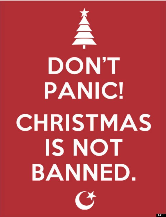 I Dont Want Anything For Christmas.Uk Muslims Insist We Don T Want To Ban Christmas
