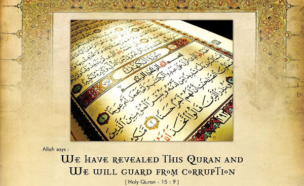 Quran-preserved