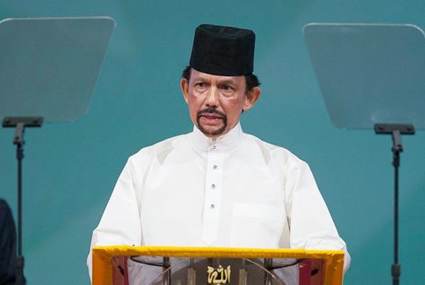 His Majesty Sultan Haji Hassanal Bolkiah Mu'izzaddin Waddaulah