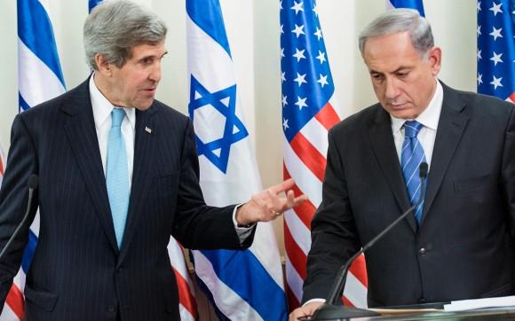 ISRAEL-PALESTINIAN-PEACE-US-KERRY