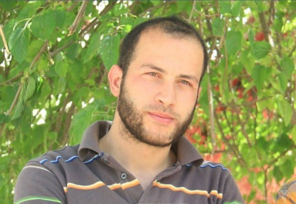 Bassam Al-Rayes, a 28-year-old local man, left college at the beginning of the revolution and started filming the anti-Assad demonstrations...