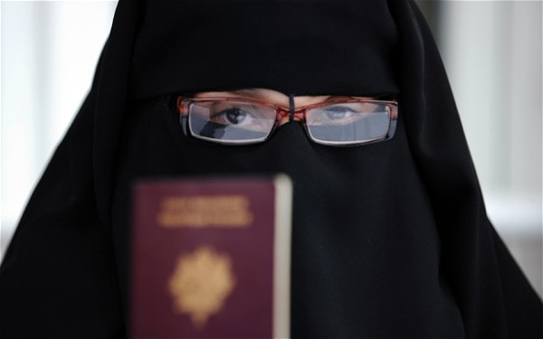 The Problem With Banning the Burqa