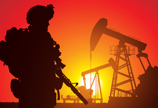 The Oil War Who S Behind It