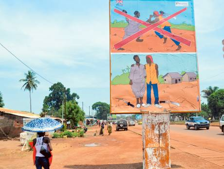 Bangui market helps mend ties between Muslims and Christians after Central Africa conflict