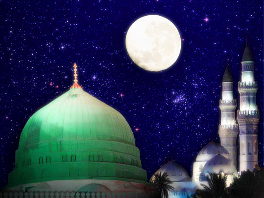 The beauty of blessings on the Prophet (pbuh)