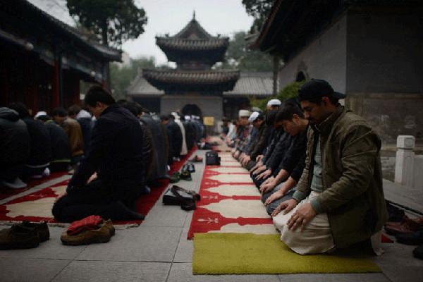 China seeks to repress Ramadan in Muslim region