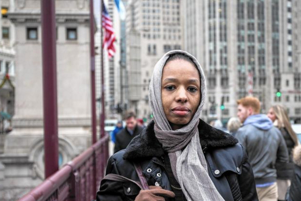 Professor Larycia Hawkins is guilty of speaking the truth and showing solidarity with Muslims.