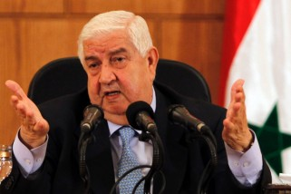 "Syrian FM: Foreign troops will be sent back ""in coffins"""
