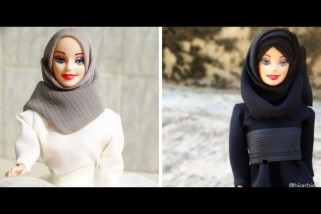 """Hijab barbie"" takes Instagram by storm"