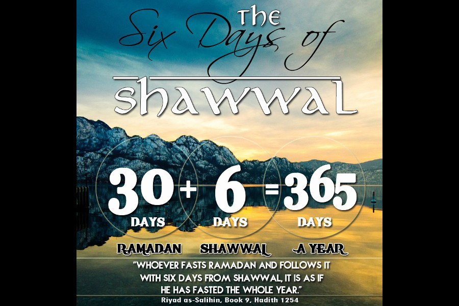 Have You Completed The Six Fast Of Shawwal?